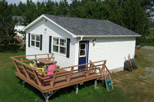 Seascape Cottage Oeanfront Vacations - Northumberland Shore - Pomquet Beach Nova Scotia
